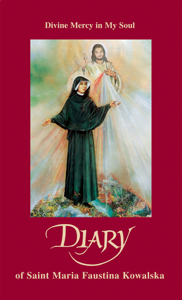Diary of Saint Maria Faustina Kowalska: Divine Mercy in My Soul Book Cover
