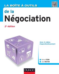 La Boîte à outils de la Négociation - 2e éd. La couverture du livre martien