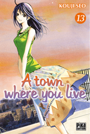 A town where you live T13
