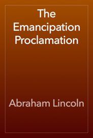 The Emancipation Proclamation book