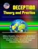 Deception: Theory and Practice - Military Deception, Army Doctrine, World War II, Vietnam, Desert Storm, Post Cold War, Surprise, Freedom of Action, Mislead the Target, Subversion, Mental Isolation