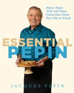 Essential Pépin by Jacques Pépin Book Cover