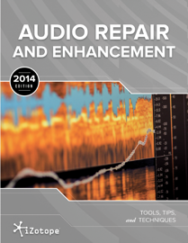 Audio Repair and Enhancement (2014 Edition) book