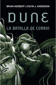 La batalla de Corrin (Leyendas de Dune 3) Book Cover