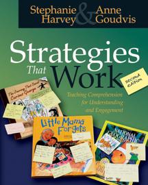 Strategies That Work book