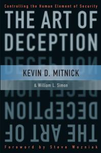 The Art of Deception Boekomslag