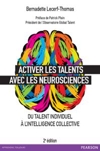 Activer les talents avec les neurosciences La couverture du livre martien