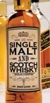 Single Malt And Scotch Whisky