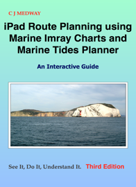 iPad Route Planning Using Marine Imray Charts and Marine Tides Planner