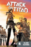 Attack On Titan Volume 4