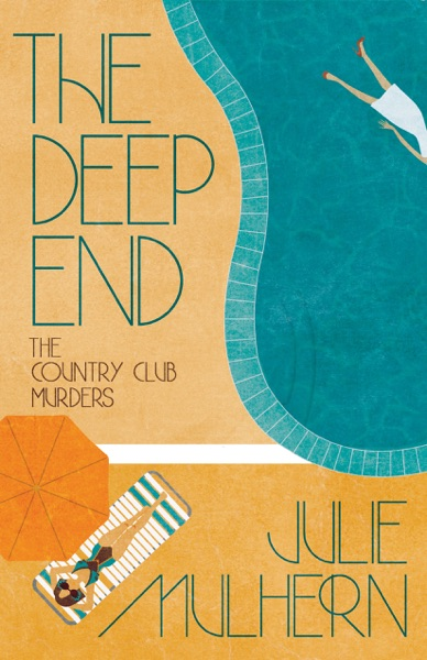 The Deep End - Julie Mulhern book cover
