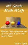 6th Grade Math MCQs Multiple Choice Questions And Answers Quiz  Tests With Answer Keys