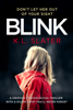 K.L. Slater - Blink artwork