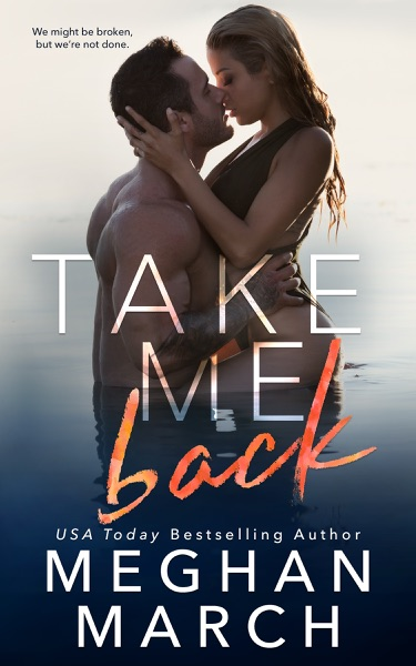 Take Me Back - Meghan March book cover