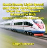 Sonic Boom, Light Speed And Other Aerodynamics - What Do They Mean? Science For Kids - Children's Aeronautics & Space Book