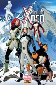 I Nuovissimi X-Men 4 (Marvel Collection) Libro Cover