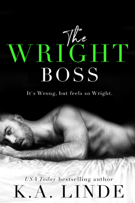 K.A. Linde - The Wright Boss book