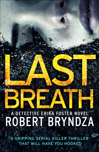 Last Breath - Robert Bryndza book cover