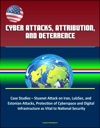 Cyber Attacks Attribution And Deterrence Case Studies  Stuxnet Attack On Iran LulzSec And Estonian Attacks Protection Of Cyberspace And Digital Infrastructure As Vital To National Security