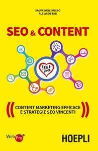 SEO & Content Libro Cover