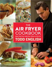 The Air Fryer Cookbook book