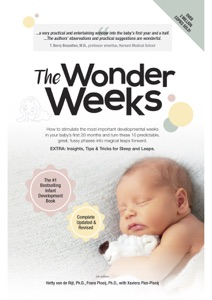 The Wonder Weeks Book Cover