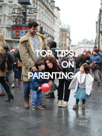 Top Tips on Parenting book