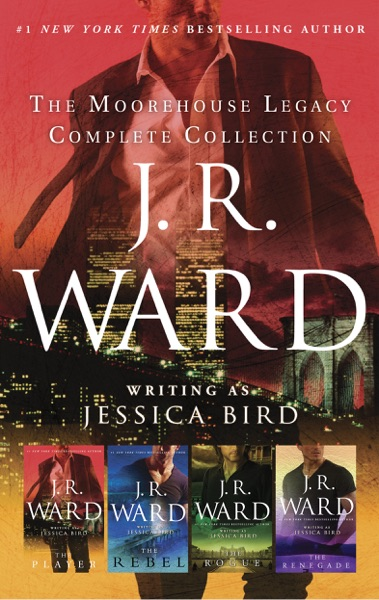 J. R. Ward The Moorehouse Legacy Complete Collection - J.R. Ward book cover