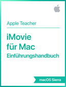 iMovie für Mac Einführungshandbuch macOS Sierra