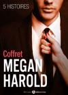 Coffret Megan Harold  5 Histoires