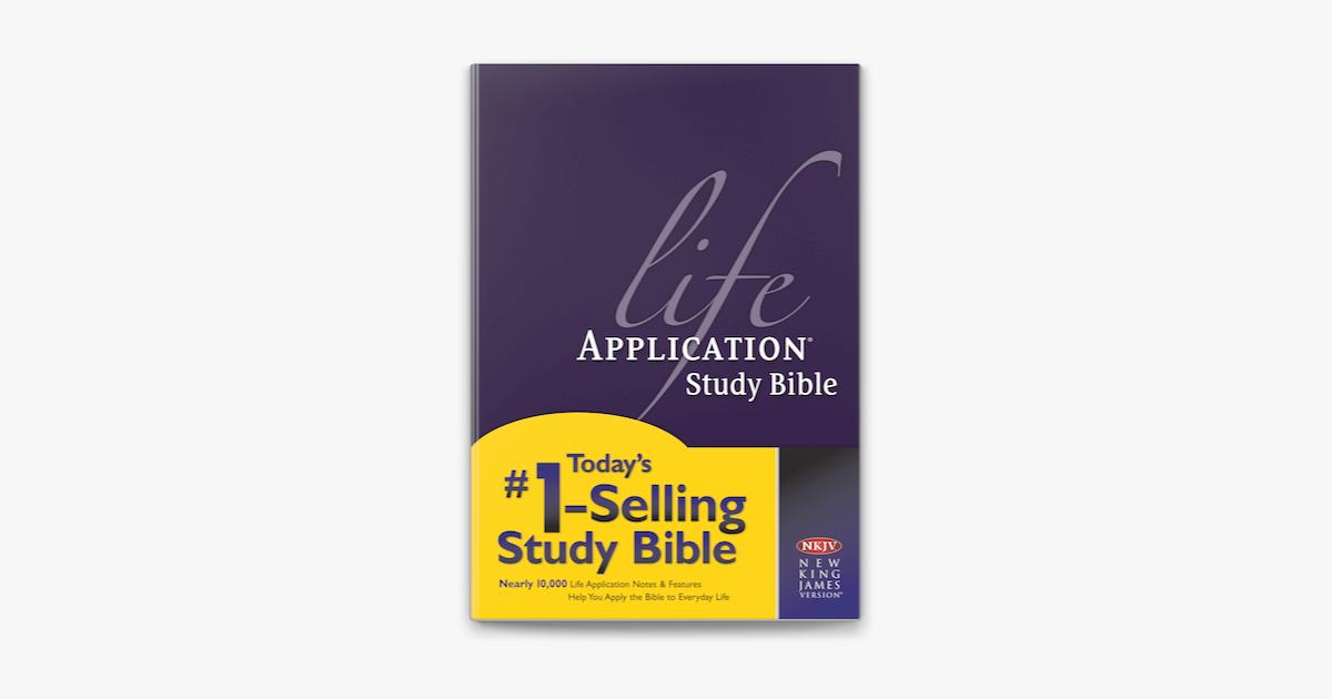 Life Application Study Bible NKJV - Tyndale House Publishers