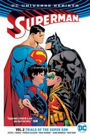 Superman Vol. 2: Trials of the Super Son