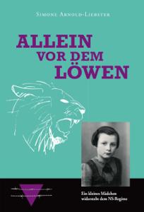 Allein vor dem Löwen Buch-Cover