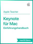 Keynote für Mac Einführungshandbuch macOS Sierra