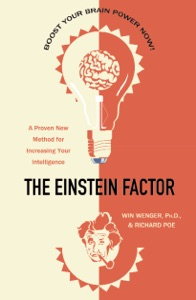 The Einstein Factor Book Cover