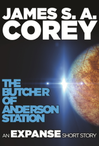 The Butcher of Anderson Station Cover Book