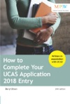 How To Complete Your UCAS Application 2018 Entry