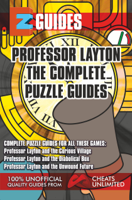 The Cheat Mistress - Professor Layton The Complete Puzzle Guides artwork