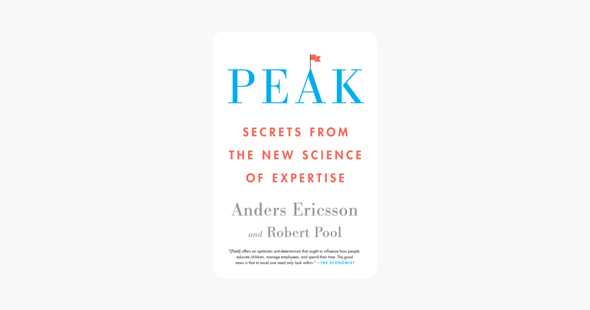 Peak - Anders Ericsson & Robert Pool