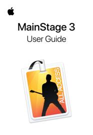 MainStage 3 Help