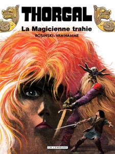 Thorgal - tome 01 – La magicienne trahie La couverture du livre martien