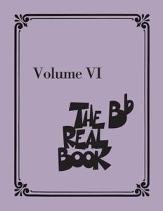 The Real Book - Volume VI La couverture du livre martien