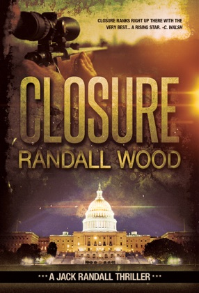 Closure book cover