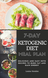 7-Day Ketogenic Diet Meal Plan book