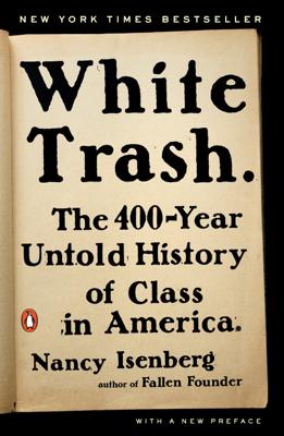 White Trash - Nancy Isenberg book