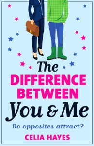 The Difference Between You and Me Book Cover