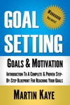 Goal Setting Workbook Included Goals And Motivation