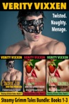 Steamy Grimm Tales Bundle Book 1-3 Cinder Ed And The Princess Three Naughty Gnomes And The Lovely Maid Four Naughty Gnomes And The Lovely Maid