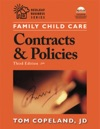 Family Child Care Contracts And Policies Third Edition