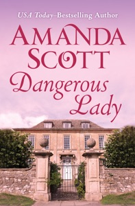 Dangerous Lady Book Cover